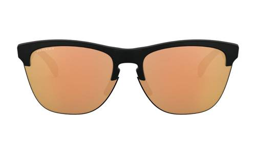 Oakley Sunglasses FROGSKINS LITE Matte Black/Prizm Rose Gold OO9374-26 - small2