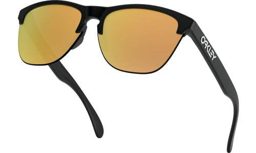 Oakley Sunglasses FROGSKINS LITE Matte Black/Prizm Rose Gold OO9374-26 - small5