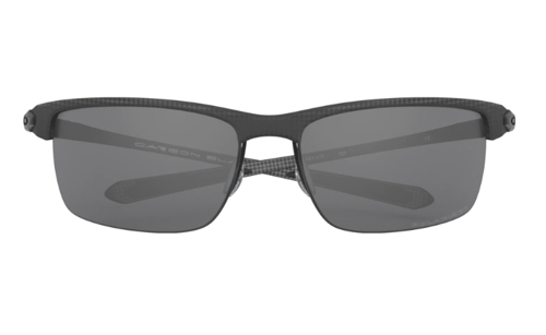 Oakley Sunglasses POLARIZED CARBON BLADE Matte Carbon/Black Iridium Polarized OO9174-03 - small6