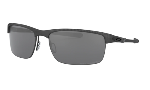 Oakley Sunglasses POLARIZED CARBON BLADE Matte Carbon/Black Iridium Polarized OO9174-03 - small1