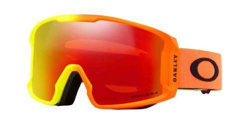 Oakley Gogle Line Miner XM 2018 Oakley Team / Prizm Snow Torch Iridium OO7093-01 - small3