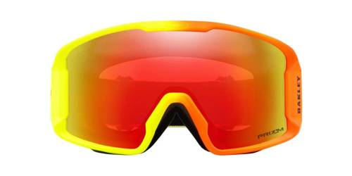 Oakley Gogle Line Miner XM 2018 Oakley Team / Prizm Snow Torch Iridium OO7093-01 - small1