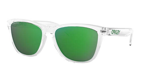 Oakley Sunglasses FROGSKINS Prizm Crystal Clear /Prizm Jade OO9013-D6 - small1