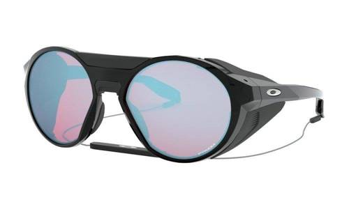 Oakley Sunglasses CLIFDEN Polished Black/Prizm Snow Sapphire OO9440-02 - small1