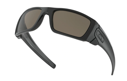 Oakley Sunglasses FUEL CELL Polished Black/Matte Black/ Warm Grey OO9096-01 - small5