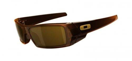 Oakley Sunglasses Gascan Polished Rootbeer / Bronze 03-472