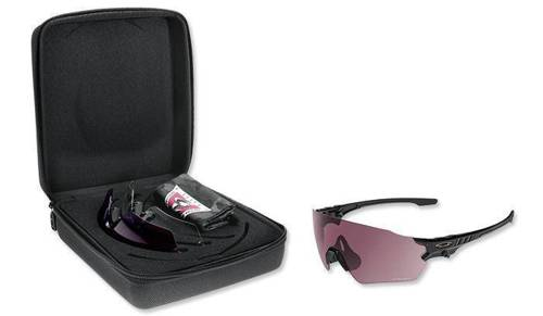 Oakley - SI Tombstone Spoil Matte Black Array - Prizm 3LS (Clear, Tr22, Tr45) - OO9328-01 - small1