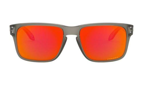 Oakley Sunglasses Junior HOLBROOK XS Matte Grey Ink/Prizm Ruby OJ9007-03 - small2