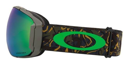 Oakley Gogle Airbrake XL Camo Vine Jungle / Prizm Snow Jade Iridium & Prizm Rose OO7071-34 - small2