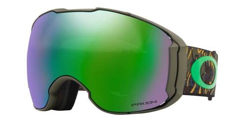 Oakley Gogle Airbrake XL Camo Vine Jungle / Prizm Snow Jade Iridium & Prizm Rose OO7071-34 - small1