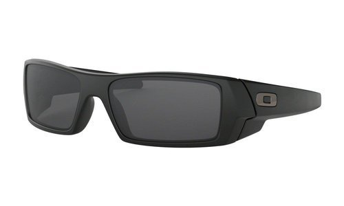Oakley Sunglasses Gascan Matte Black / Grey 03-473 - small1