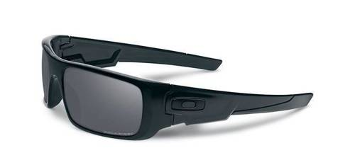 Oakley Okulary CRANKSHAFT Matte Black/Black Iridium Polarized OO9239-06