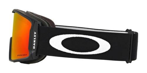 Oakley Gogle Line Miner XM Matte Black / Prizm Snow Torch Iridium OO7093-04 - small2