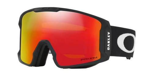 Oakley Gogle Line Miner XM Matte Black / Prizm Snow Torch Iridium OO7093-04 - small1
