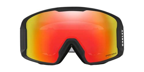 Oakley Gogle Line Miner XM Matte Black / Prizm Snow Torch Iridium OO7093-04 - small3