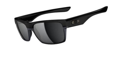 Oakley Okulary POLARIZED TWOFACE Polished Black/Black Iridium Polarized OO9189-01