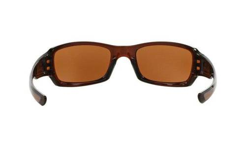 Oakley Sunglasses FIVES SQUARED Rootbeer/Dark Bronze OO9238-07 - small3