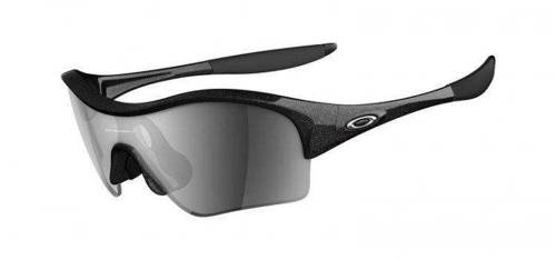 Oakley ENDURING EDGE Metallic Black/Black Iridium 09-808