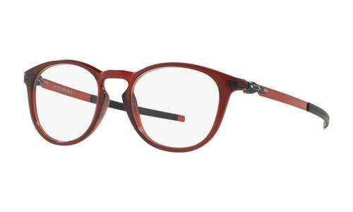 Oakley Oprawy korekcyjne PITCHMAN R Trans Brick Red/Clear OX8105-11 - small1