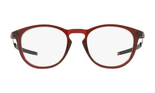Oakley Oprawy korekcyjne PITCHMAN R Trans Brick Red/Clear OX8105-11 - small2
