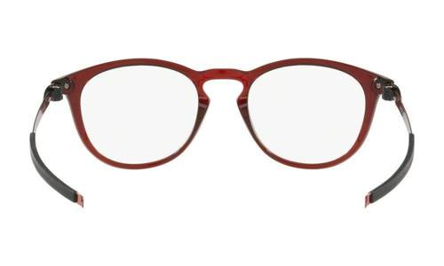 Oakley Oprawy korekcyjne PITCHMAN R Trans Brick Red/Clear OX8105-11 - small3