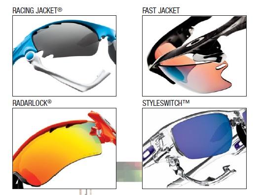 OAKLEY Okulary kolarskie Flight Jacket 2019 Prizm niebieski