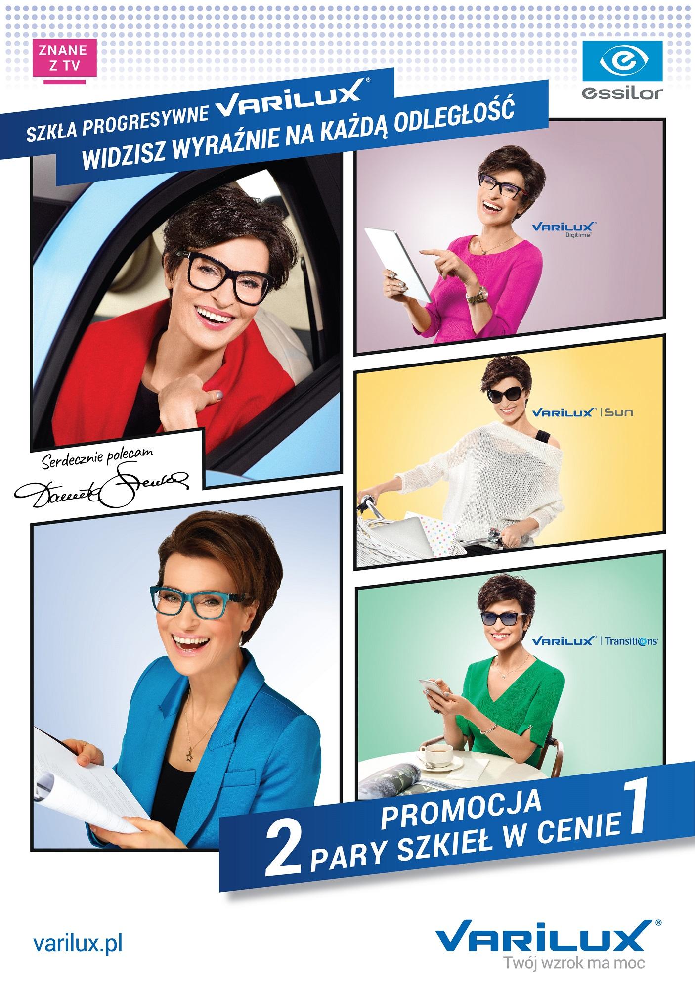 40b7ee2f6f1041 Okulary progresywne - Wielka Kampania Varilux - promocja na szkła  progresywne