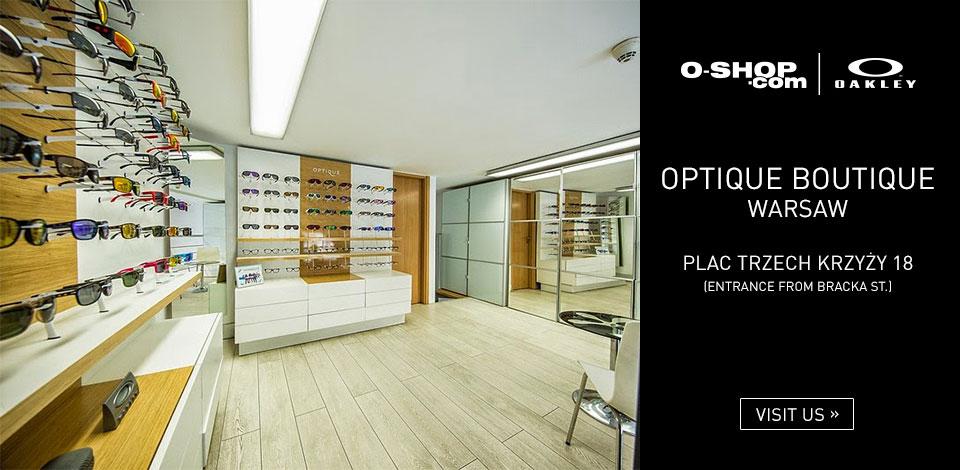Oakley Authorized Dealer