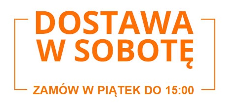 Dostawa w soboty w Optique.pl