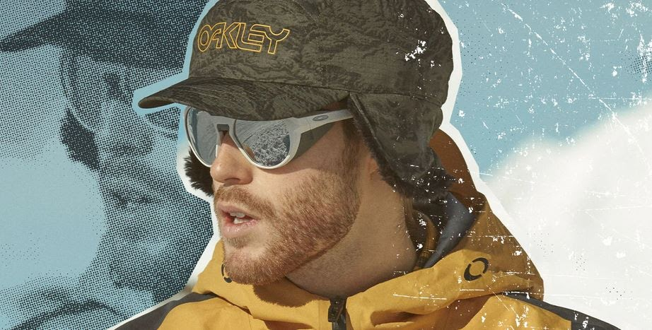 Glasses with Prizm lenses for winter sports
