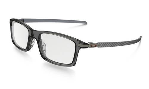 12f2bbb1c1b78 OAKLEY Optical Frame Pitchman Carbon Grey Smoke OX8092-03