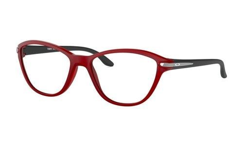 Oakley Optical Frame Junior TWIN TAIL Satin Red OY8008-02