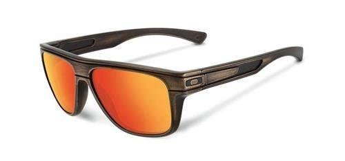 232cc7cf3cbd Oakley Sunglasses LIMITED EDITION FALLOUT BREADBOX Rust Decay/Fire Iridium  Polarized OO9199-13