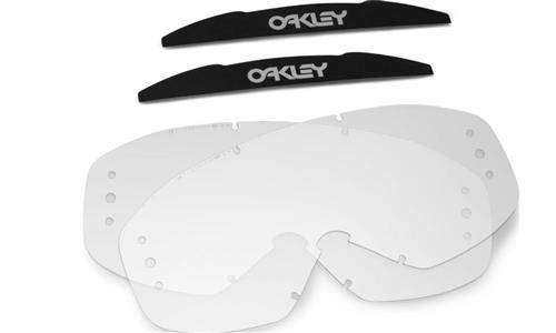 OAKLEY Roll Off O-FRAME 2.0 MX Clear AOO7068RO-2